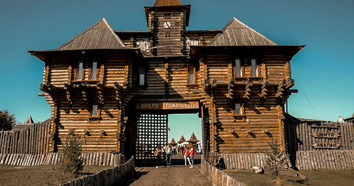Отель-крепость «Абалак», Тюменская область