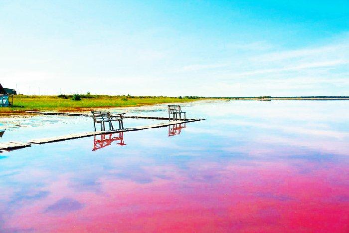 Отдых на Малиновом озере