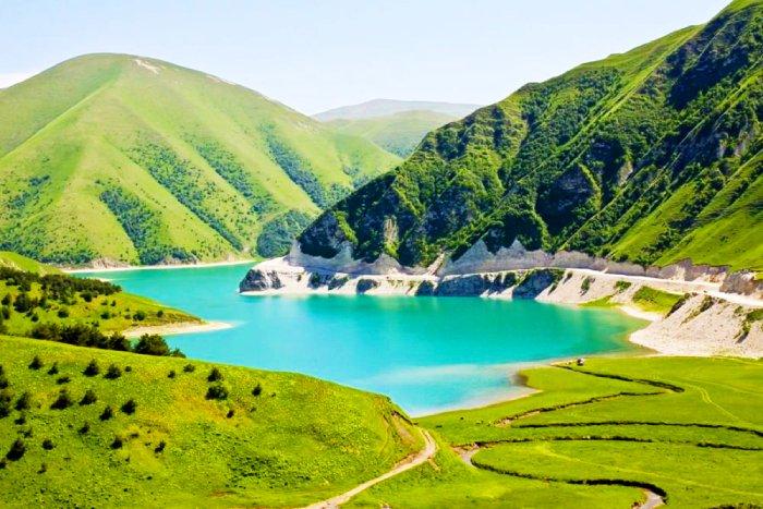Озеро Кезеной-ам Чеченская Республика