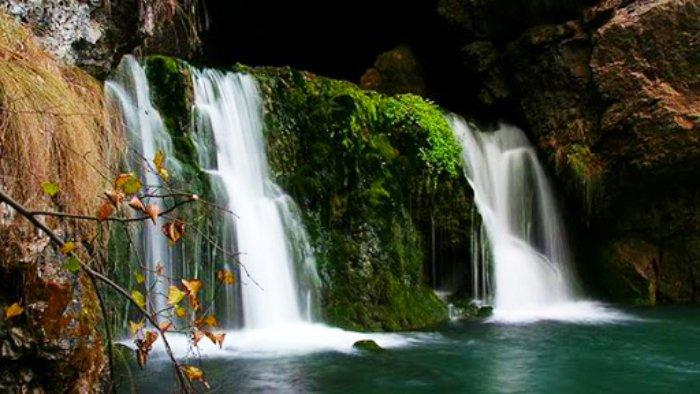 Андриановские водопады в г. Петропавловск-Камчатский