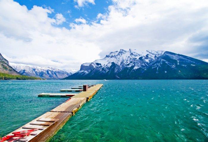 Озеро Байкал, южная часть Восточной Сибири