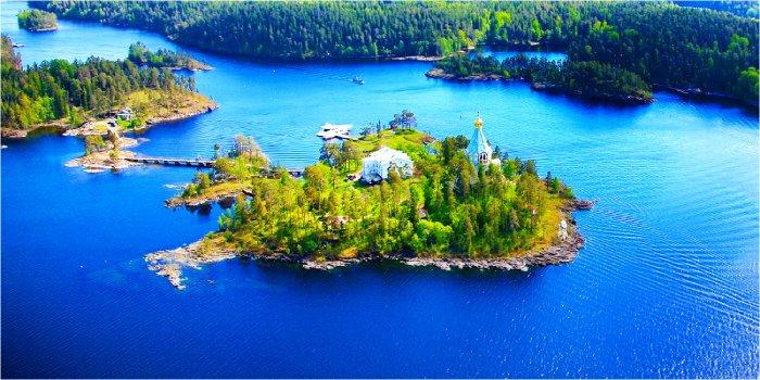 Закрытый остров (Валаам)