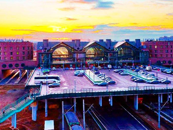 Ладожский вокзал. Фото с сайта - podushka-hotel.ru
