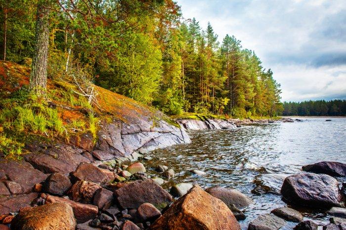 Онежское озеро. Фото с сайта - pro2-bar-s3-cdn-cf2.myportfolio.com