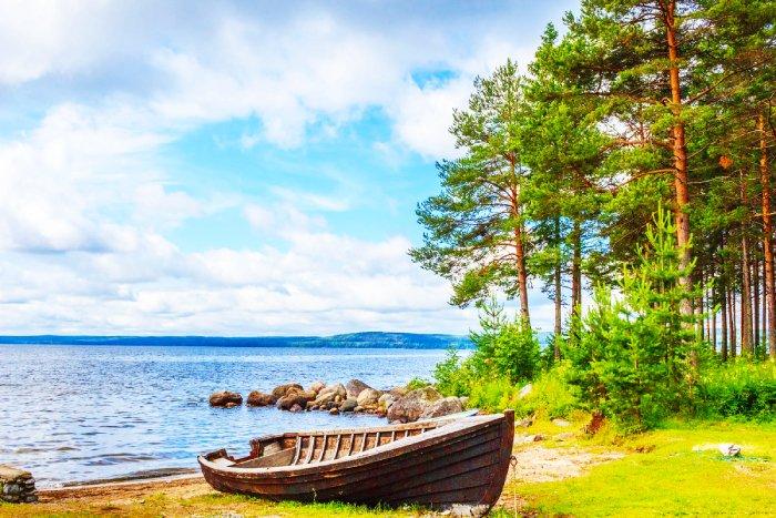 Отдых на Онежском озере. Фото с сайта - s1.fotokto.ru