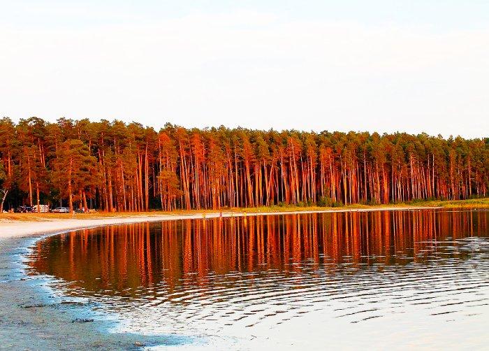 Горькое озеро