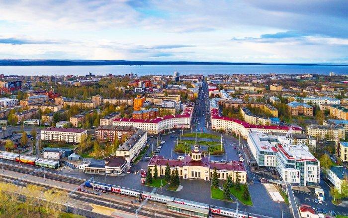 Карелия, Петрозаводск. Фото с сайта - upload.wikimedia.org