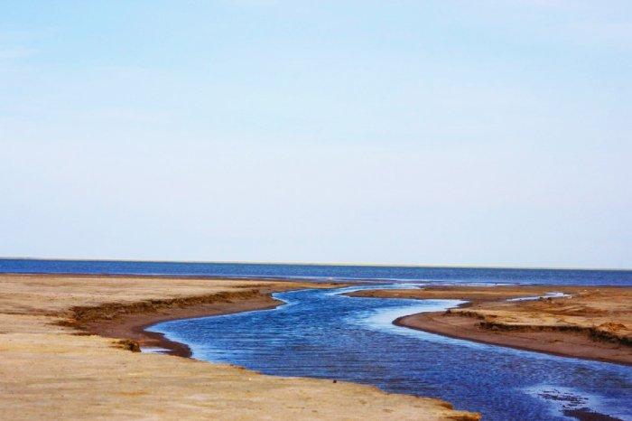 Озеро Ульжай, Омская область