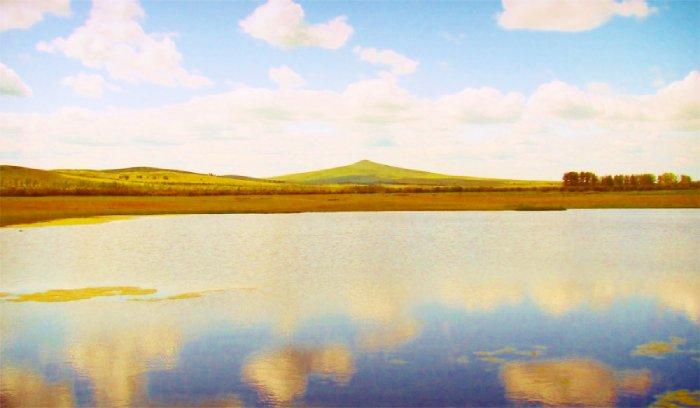 Озеро Киранское
