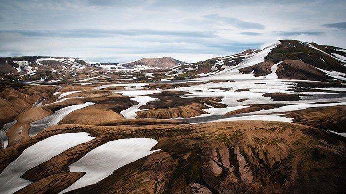 Природа Большогой арктического заповедника