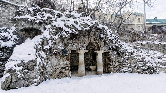 Грот Дианы в Пятигорске