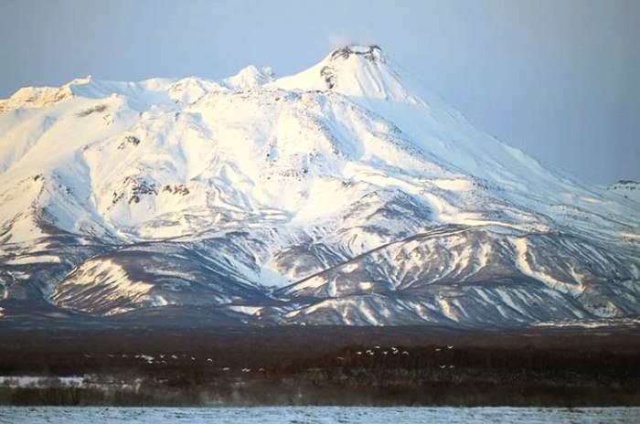 Снежники и ледники Кроноцкого заповедника