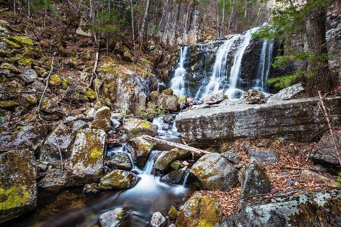Еломовские водопады. Лазовский заповедник
