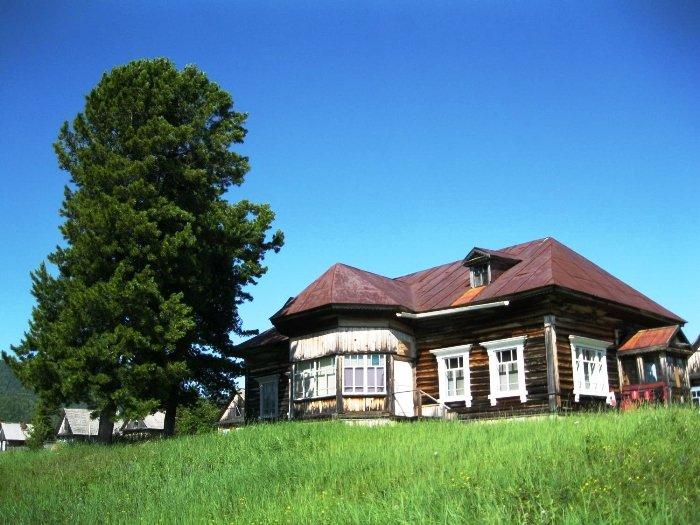 Музей в поселке Давша