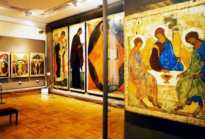 Древнерусское искусство XII-XVII веков, Третьяковская галерея