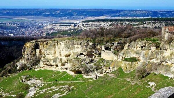 Пещерный город Чуфут-Кале. Крым