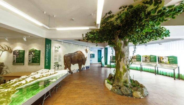 Музей природы, Сочинский национальный парк