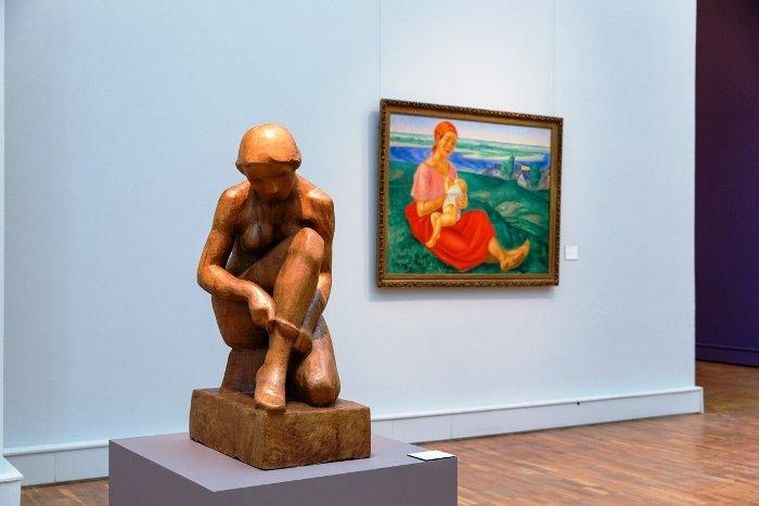 Искусство XX и XXI века, Третьяковская галерея