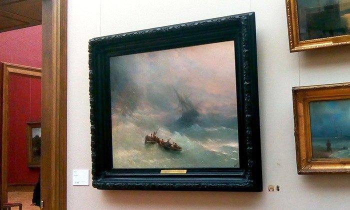 Искусство XIX века, Третьковская галерея