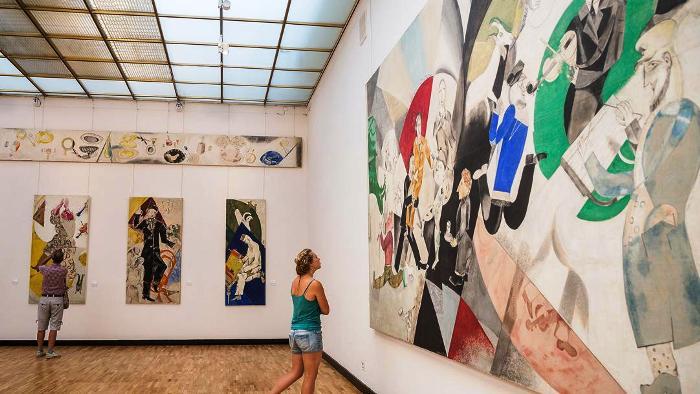 Искусство начала XX века, Третьяковская галерея