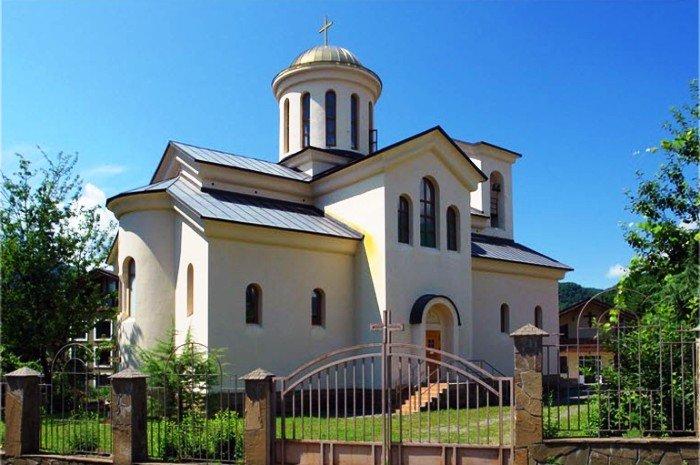 Церковь Святого Харлампия, Сочи