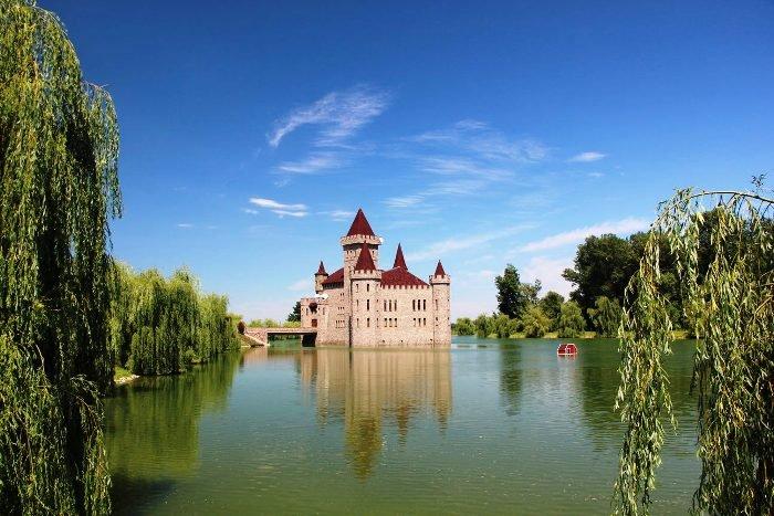 Замок Шато Эркен