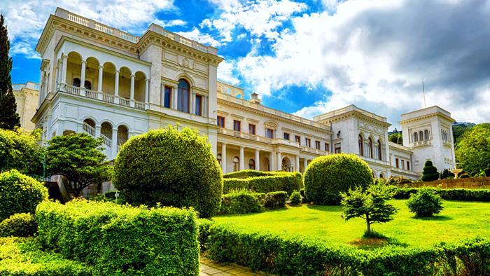 Ливадийский дворец. Ялта, Крым