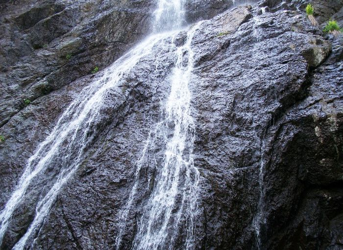 Водопад Катушка. Саяно-Шушенский заповедник