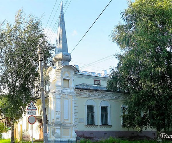 Вальский столп, г. Осташков, Тверская область