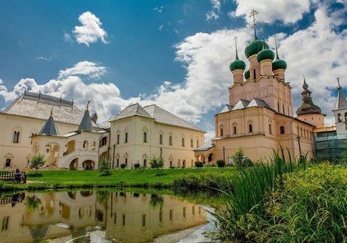 Ростовский кремль. Ярославская область