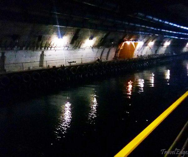 Док для подводной лодки