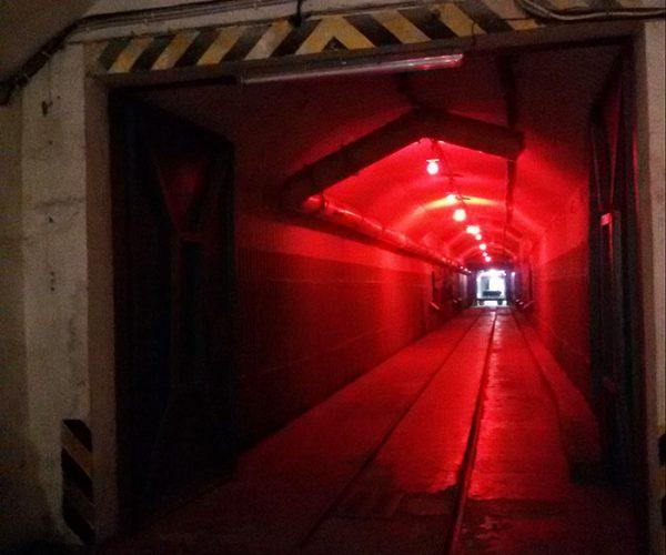 Потерна (подземный коридор)