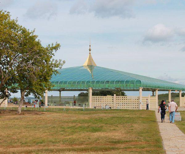 Ханский дворец, Музей-заповедник Болгар, республика Татарстан.