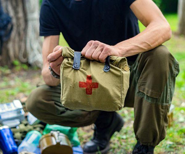 Аптечка для похода