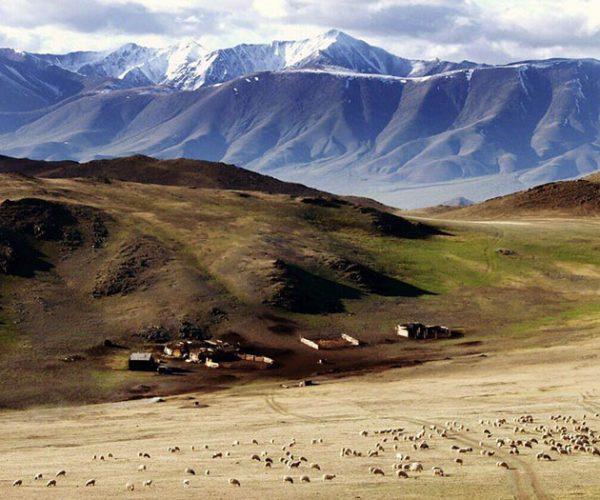Кластер Монгун-Тайга, Убсунурская котловина, республика Тыва