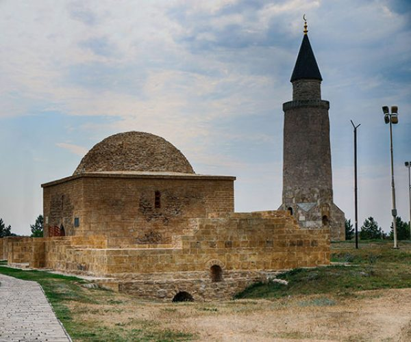Ханская усыпальница, Музей-заповедник Болгар, республика Татарстан