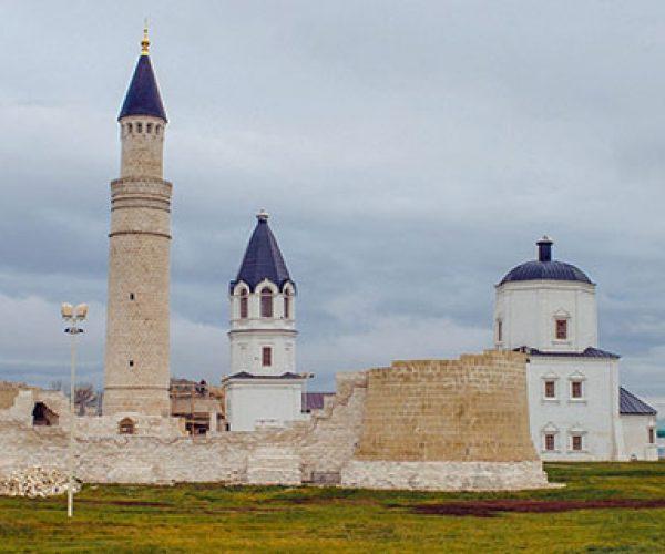 Соборная мечеть, Музей-заповедник Болгар, республика Татарстан