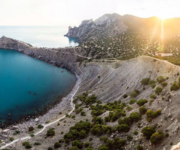 Разбойничья бухта, Новый Свет, Крым