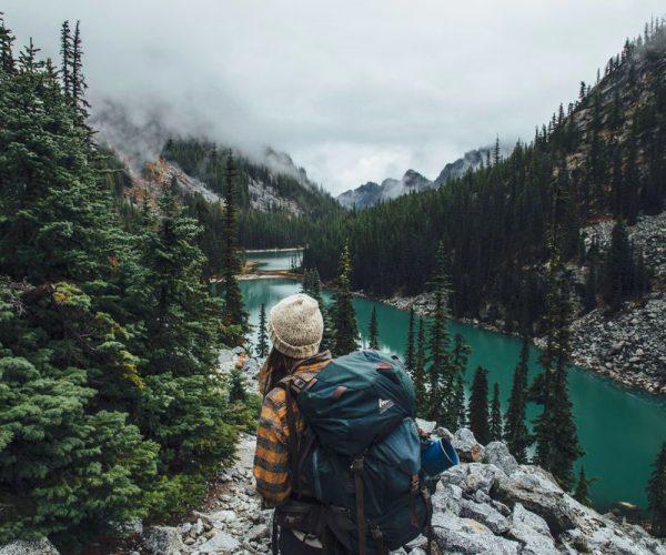 Поход в горы