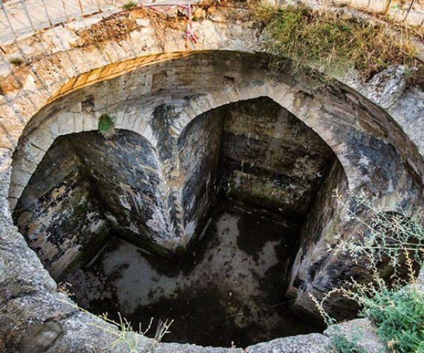 Крестообразное водохранилище, Крепость Нарын-Кала, республика Дагестан