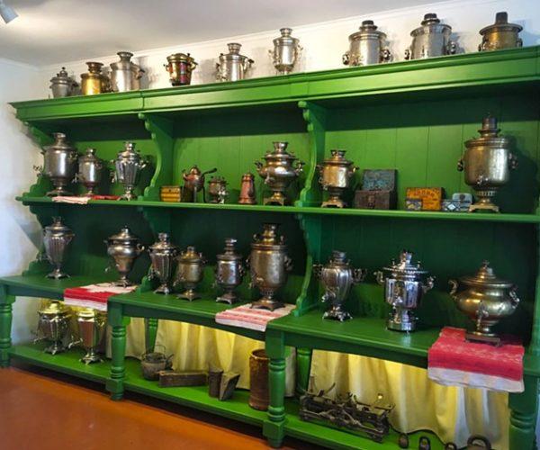 Музей «Болгарское чаепитие», Музей-заповедник Болгар, республика Татарстан