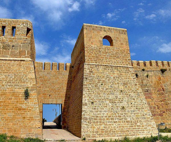 Ворота «Даг-Капы», Крепость Нарын-Кала, республика Дагестан