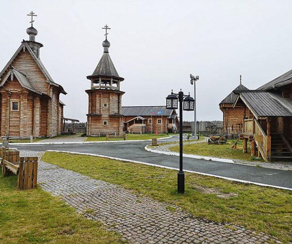 Обдорский острог, Ямало-Ненецкий АО.